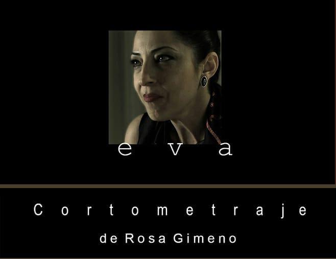 Cartel EVA Cortometraje Rosa Gimeno