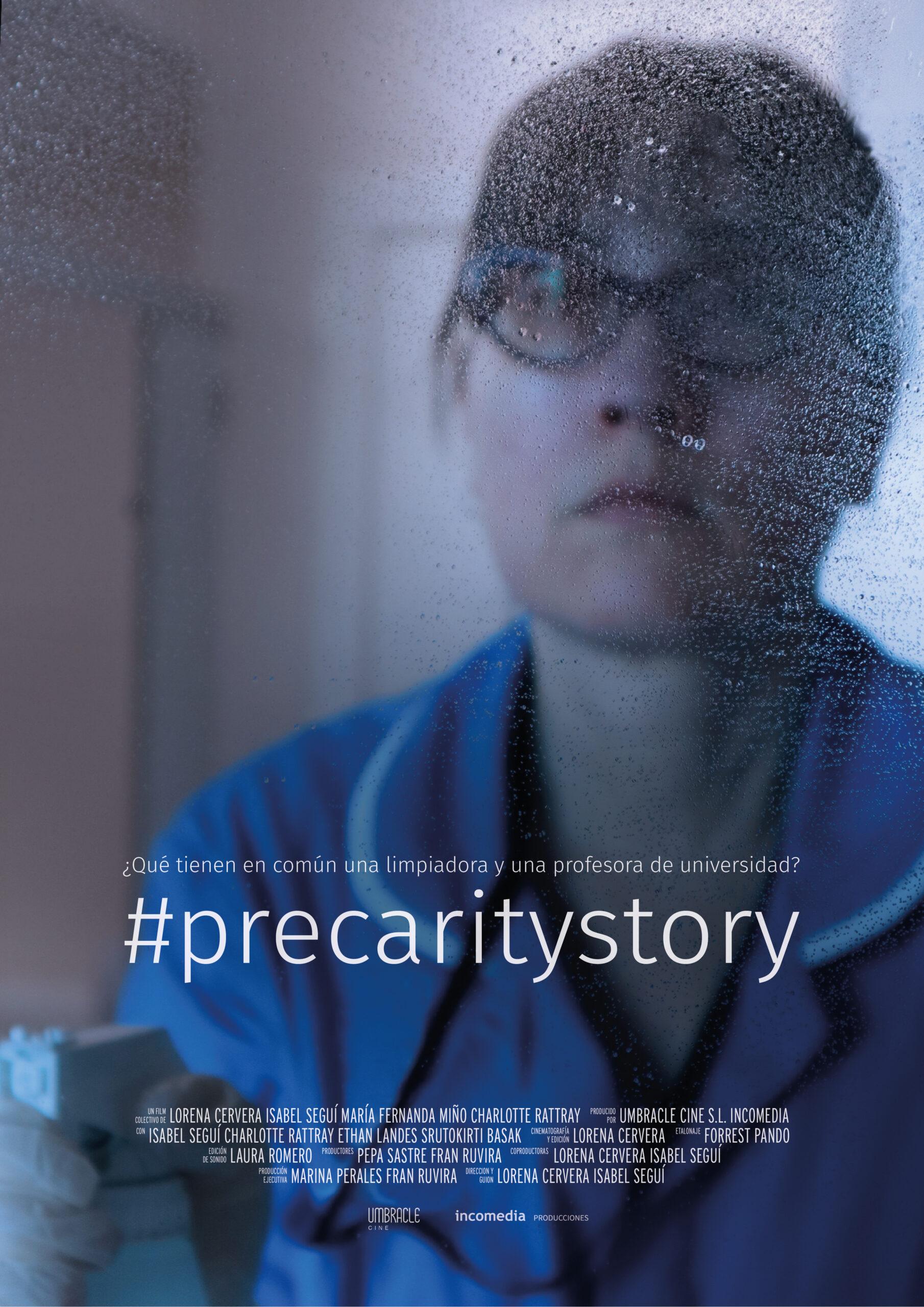 #PrecarityStory_cartel