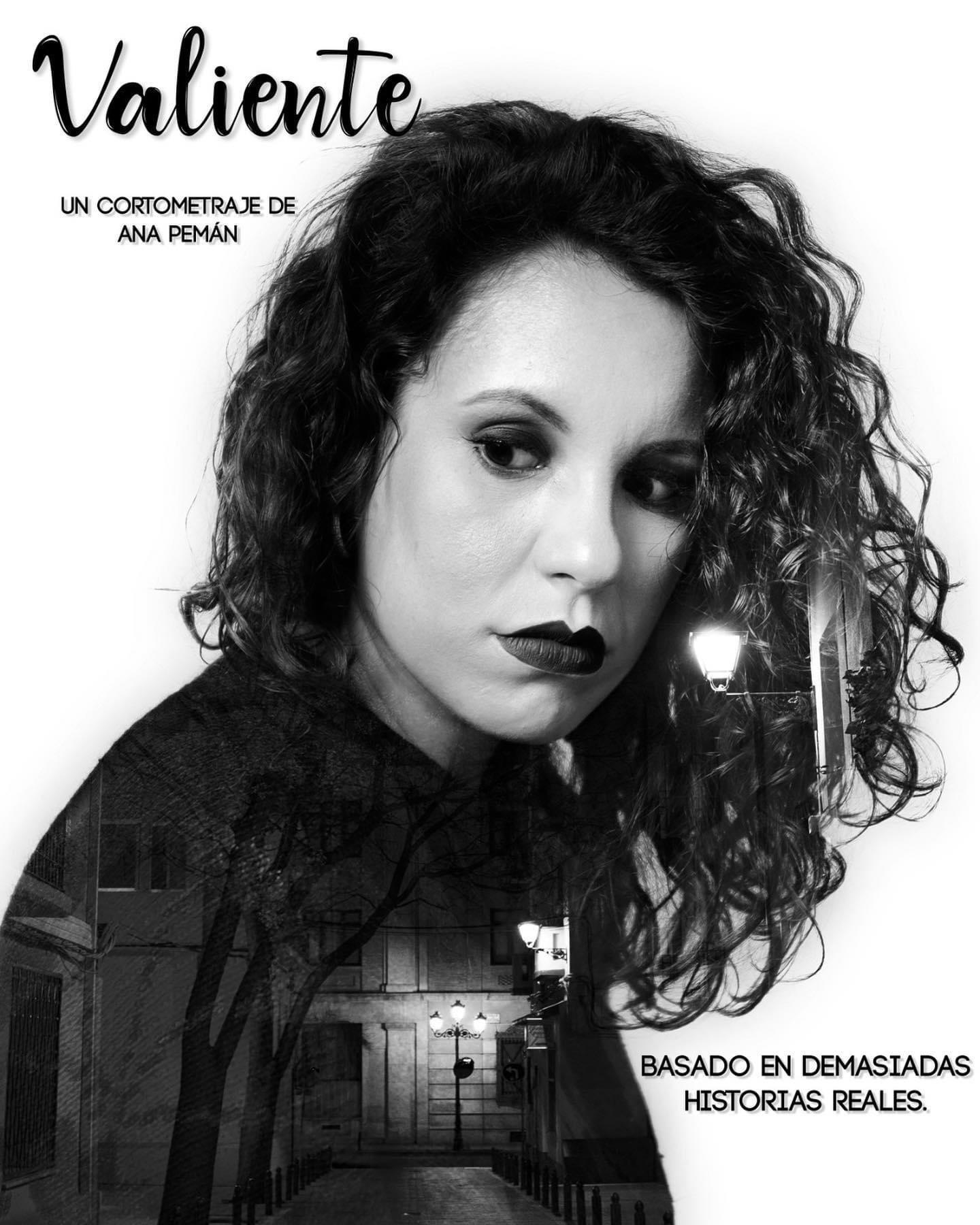 Valiente_AnaPeman_cartel